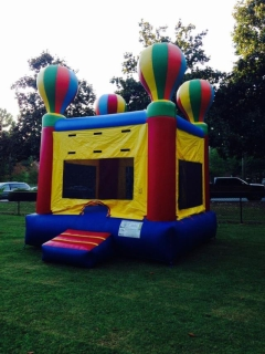 Rental store for BOUNCE RIDE 14X14 in Boone NC