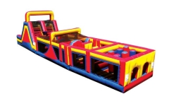 Rental store for BOUNCE RIDE OBSTACLE COURSE in Boone NC