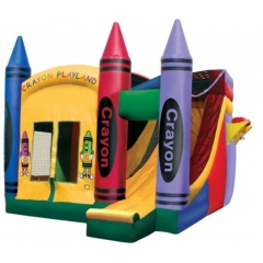 Rental store for BOUNCE RIDE CRAYON PLAY LAND 15X18 in Boone NC