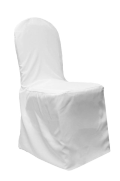 Rental store for CHAIR COVER WHITE in Boone NC