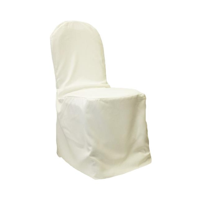 Where to find CHAIR COVER IVORY in Boone
