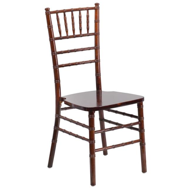 Where to find CHAIR CHIAVARI DARK FRUITWOOD in Boone