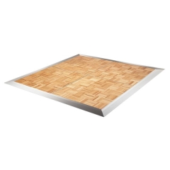 Rental store for DANCE FLOOR OAK WOOD 3FT SQUARES in Boone NC
