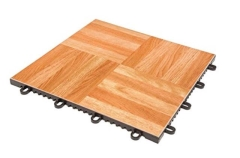 Rental store for DANCE FLOOR TEAK SNAPLOCK 3x3  INDOOR in Boone NC