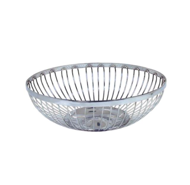 Where to find BASKET WIRE SILVER OVAL in Boone