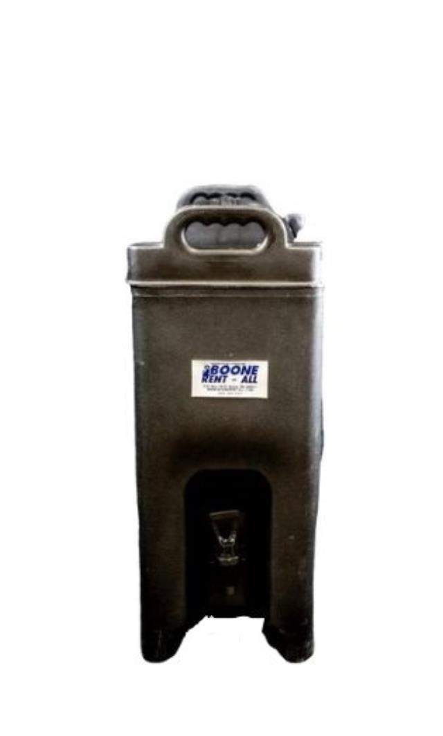 Where to find BEVERAGE DISPENSER 5 GAL BROWN in Boone