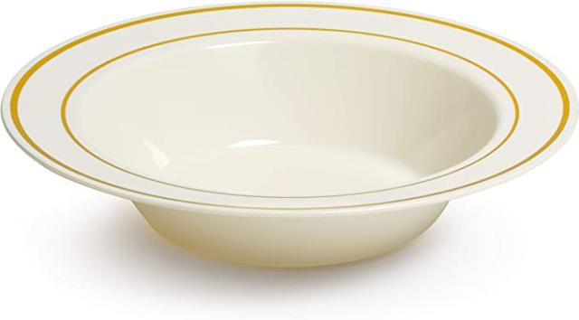 Where to find CHINA IVORY DESERT BOWL in Boone