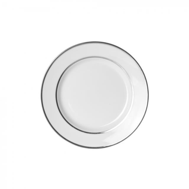 Where to find CHINA WHITE SILVER SALAD PLATE 7 in Boone