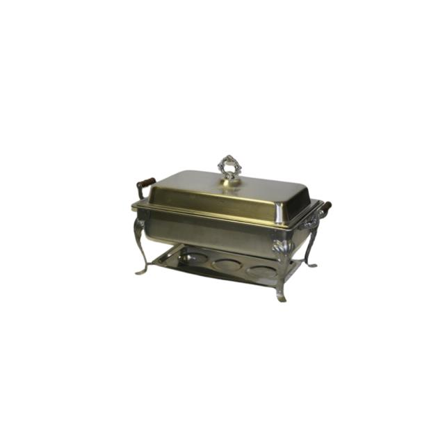 Where to find CHAFER DECORATIVE 8QT in Boone