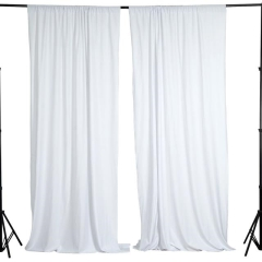 Rental store for BOOTH SHEER PANEL WHITE 12  H X 10  W in Boone NC