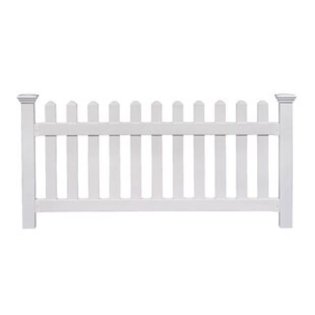 Where to find FENCE PANEL 42 X6   WHITE PICKET in Boone