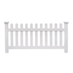 Rental store for FENCE PANEL 42 X6   WHITE PICKET in Boone NC