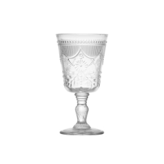 Rental store for GLASS DEBUTANTE GOBLET 10oz CLEAR in Boone NC