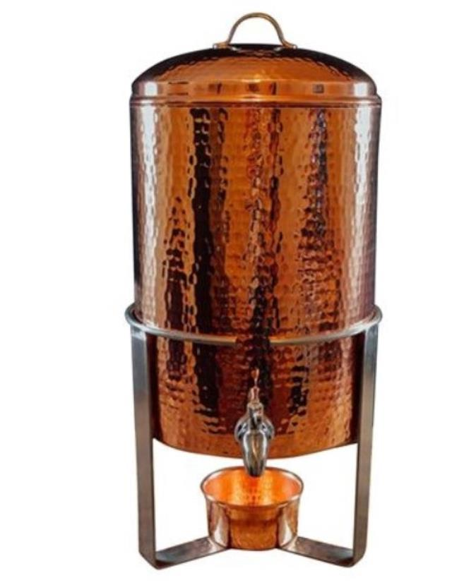 Where to find BEVERAGE URN COPPER 13QT in Boone